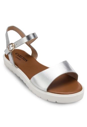 Platfesprit床組orm Sandals, 女鞋, 鞋