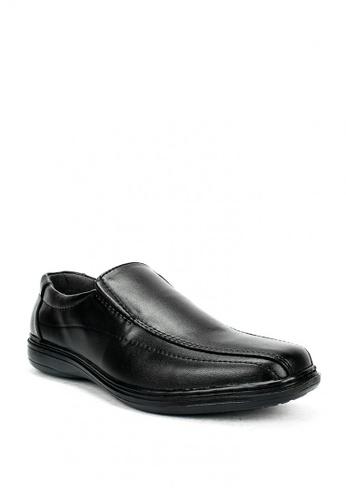 Cardam's Lifestyle black Aljon Formal Shoes 929A6SH3D02226GS_1
