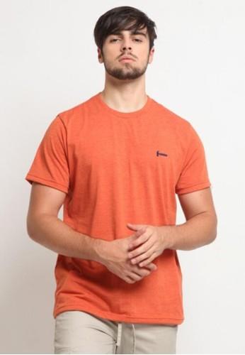 Hammer orange Man Basic Tee Online Z1TO001-O1 4BCEBAAF4067E9GS_1