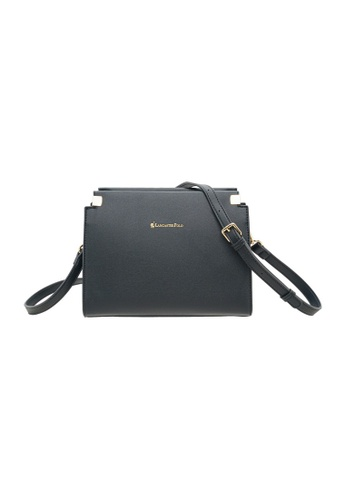 LancasterPolo black Lancaster Polo Jolly Sling Bag E0299ACCF229E8GS_1