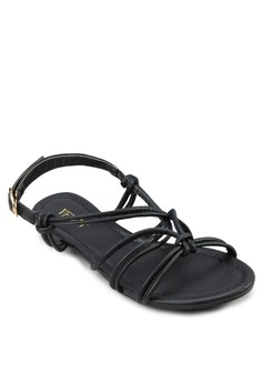Nadia Strappy Sandals