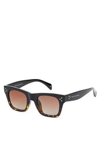 Privé Revaux brown Limited Edition The Kennedy Sunglasses PR660GL0S0ILMY_1