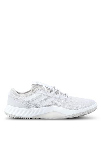 adidas 白色 adidas crazytrain lite 訓練鞋 553B8SHC79FD4AGS_1