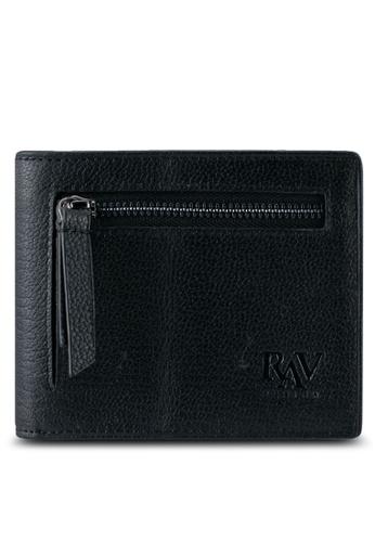 RAV Design black Leather Wallet RA113AC0SJ92MY_1