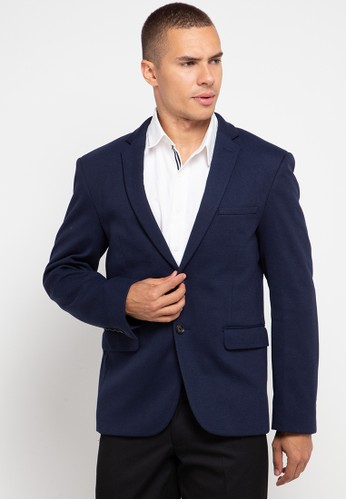 Andrew Smith navy Smart Casual Blazer 453CEAA189A9A9GS_1
