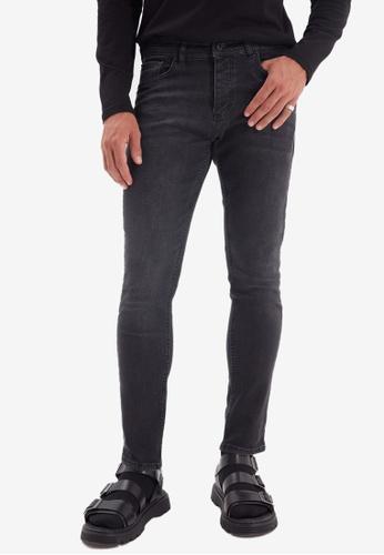 Trendyol black Black Skinny Jeans 5AC2DAA5F2CA7CGS_1