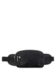 3b3bd3adb34e Swiss Polo black Swiss Polo Waist Bag SW912AC73DRMMY 1