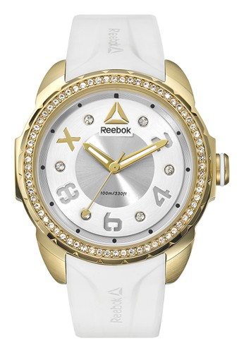 Reebok Watch white Sporty Women's Watches RB RD-IMS-L2-S3IW-13 ACBCDACDFCF605GS_1