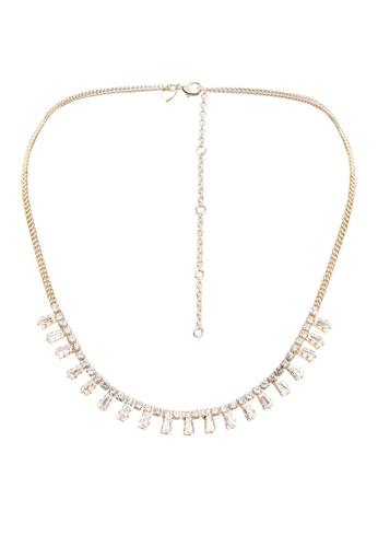 ALDO gold Larigonia Necklace A30B3ACC6F39C2GS_1