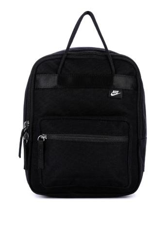 Nike black Tanjun MIni Backpack AD18CAC2055B89GS_1