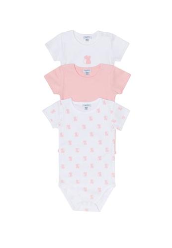 OVS pink Printed Bodysuit FA9F8KAAAE8AFDGS_1