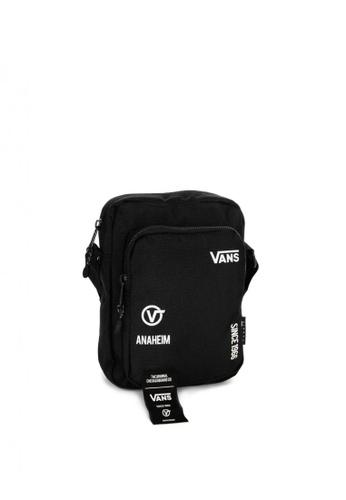 Vans black Reorient Crossbody Bag 87C22ACA861E34GS_1