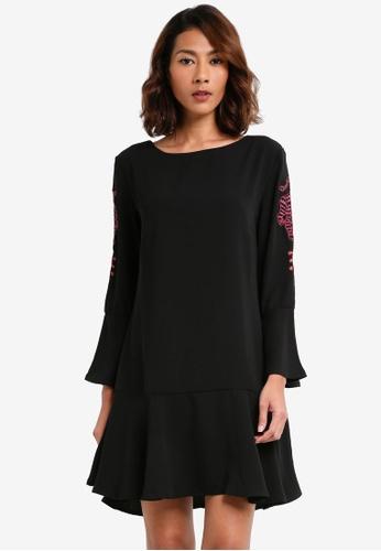Desigual black Raimundo Dress AA758AA7F2C75CGS_1