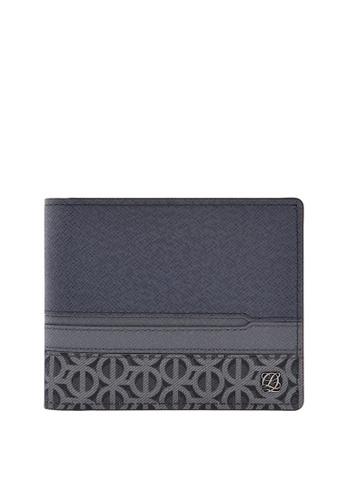 Louis Quatorze grey Men Bifold Wallet  SL3NH03GA LO321AC0FNXBSG_1
