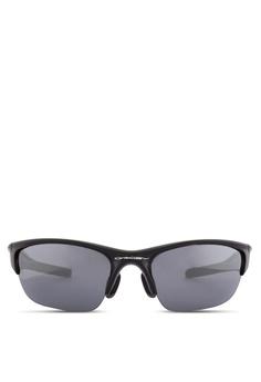 d5acab321af Oakley black Half Jacket 2.0 (A) OO9153 Sunglasses OA371GL89UTMSG 1