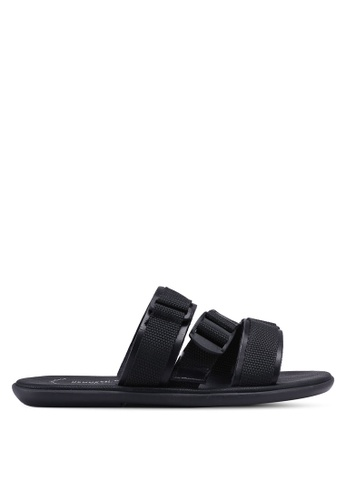 Kenneth Cole black Kcny Holland B Sandals 797D9SHA290866GS_1