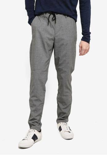 Only & Sons 灰色 Basic 長褲 AC140AA6E81D2FGS_1