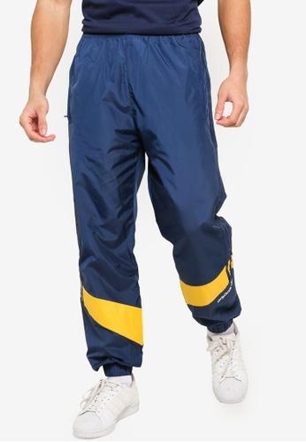 ADIDAS navy ripstop track pants F71ADAA629229CGS_1
