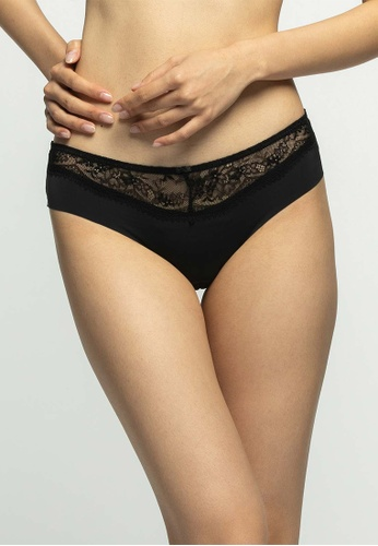 6IXTY8IGHT black REINA SOLID, Hipster Panty PT11284 38B1CUS4CA2AC6GS_1
