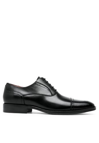 Twenty Eight Shoes Leather Cap Toe Business Shoes DS8856-61-62 395EASH5E1F66EGS_1