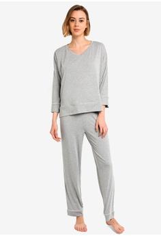 f71a0c1d3ca OVS grey Basic Pyjama Set CADB1AA8C0853DGS 1