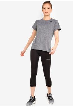 331addae830 adidas adidas performance tech prime 3 stripe short sleeve tee S$ 30.00.  Sizes XS S M L