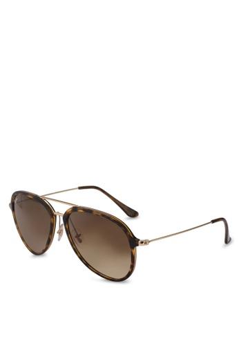 Ray-Ban brown RB4298 Sunglasses FD6F5GL937B770GS_1