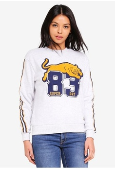 fdb481b269195 Superdry. Emilie Applique Sweatshirt