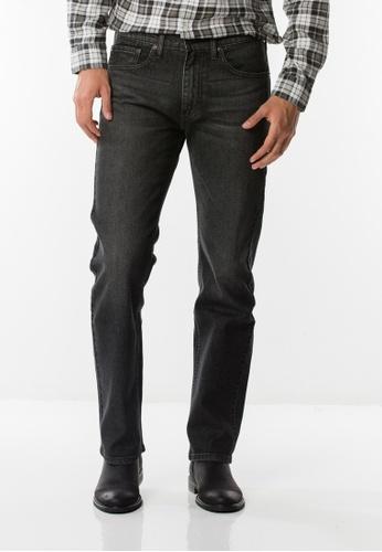 Levi's black Levis® 505™ Regular Fit Jeans 11F21AAE7A4641GS_1