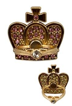 Crown Mobile Rotating Grip Ring (BUY1TAKE1)