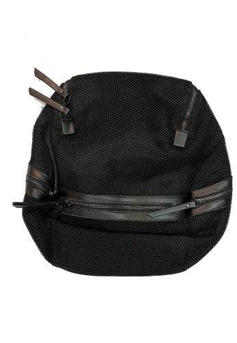 Lara black Women's Top-Handle Backpack - Black EBB11ACBF12BF7GS_1