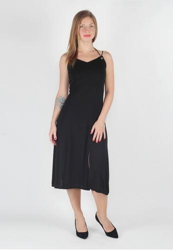 London Rag black London Rag  Womens Sleeveless Black Dress CLG52 LO704AA25HFQHK_1