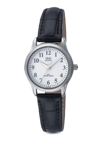 esprit outlet hong kongQ&Q C169J304Y 細帶手錶, 錶類, 皮革錶帶