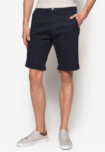 彈性斜紋esprit童裝門市短褲, 服飾, 服飾