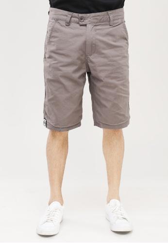 Dyse One grey Cargo Shorts 9B152AAF126A45GS_1