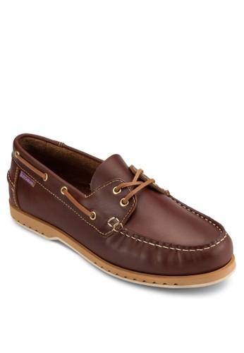 基本款皮革esprit台灣門市船型鞋, 鞋, 鞋