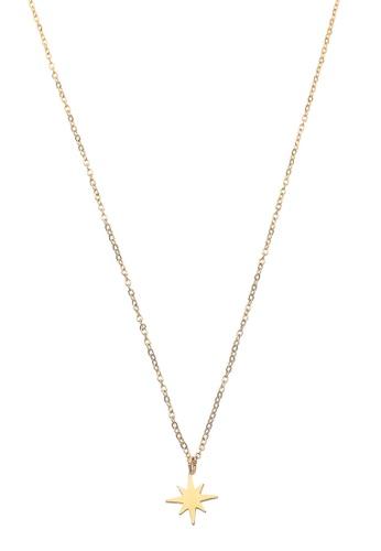 Dear Addison gold Wanderer Necklace 28F32AC802BA6DGS_1