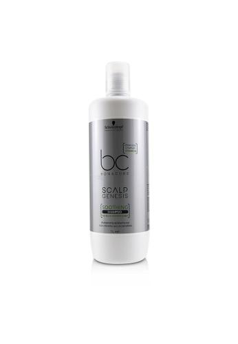 Schwarzkopf SCHWARZKOPF - BC Bonacure Scalp Genesis Soothing Shampoo (For Dry or Sensitive Scalps) 1000ml/33.8oz 3A6CDBE0DDBBFBGS_1