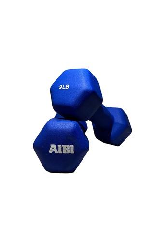 AIBI AIBI VINYL DUMBBELLS 9LBS 4B6D4SEA08CD13GS_1