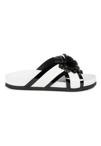 Andre black ADFLORIDA Synthetic Sandals AN324SH29LUCSG_1