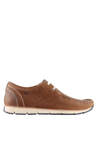 Obermain brown Obermain Sandro II Lace Up In Brown 7CE93SH5D3C989GS_1