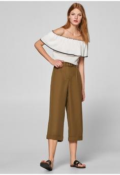 17d6dce0a8c6 43% OFF ESPRIT Woven Short Sleeve Blouse S$ 69.95 NOW S$ 39.95 Sizes XS S M  L