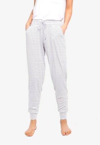 Cotton On Body blue Sleep Recovery Pants ECC6CAA663DD51GS_1