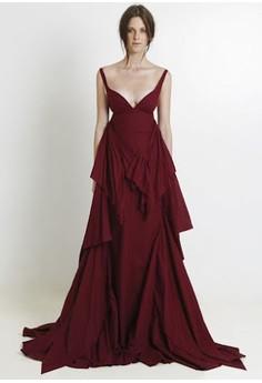 [PRE-ORDER] Henrietta Floor Length Dress