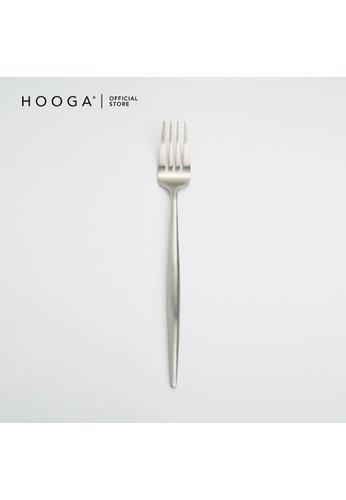 HOOGA silver Hooga Table Fork Flint SIlver (Bundle of 6) 02F3FHL5F848CDGS_1