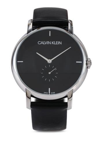 Calvin Klein Watches 黑色 K9H 手錶 3DDC5ACCFB3FD5GS_1