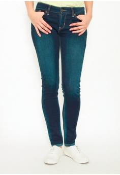 cb47be84626 DENIZEN blue Women Slim Straight Denim Jeans Wise Blue B760AAAB3DFE29GS 1