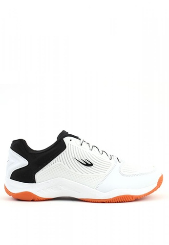 World Balance white Court Apex Sneakers FDCF0SHDA56998GS_1