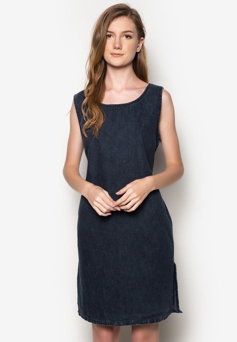 Feel Good Denim Dress