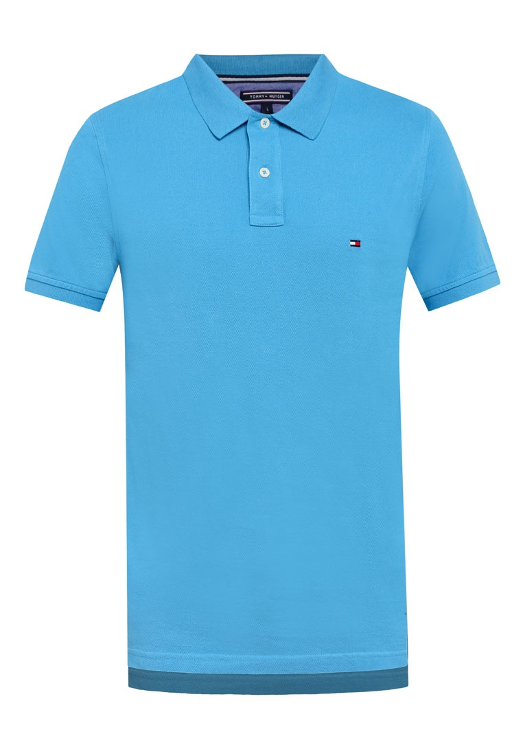Tommy POLO S SLIM FIT Bluejay Hilfiger S SF 5pHOOXqw